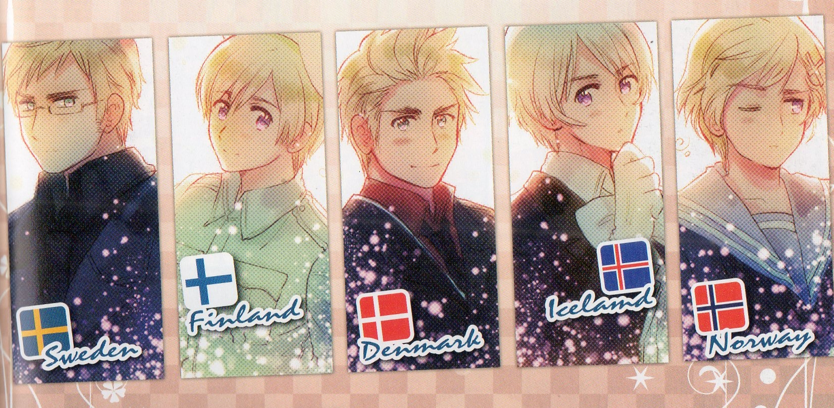 hetalia nordics wallpaperHetalia FranceCutest Hetalia 3sir 1652x808