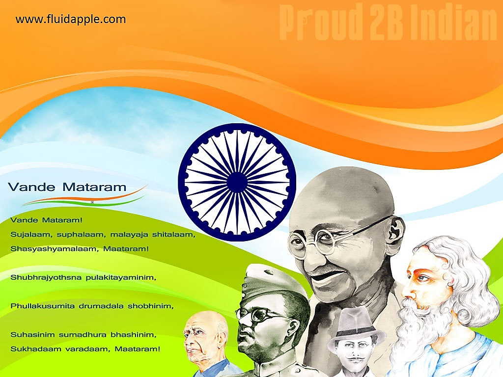 Happy Independence Day HD Wallpapers 1 kanpur rites on Rediff Pages 1024x768