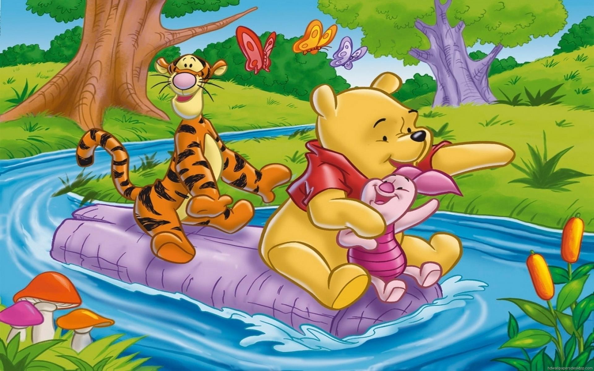 [77+] Winnie The Pooh Desktop Wallpaper on WallpaperSafari