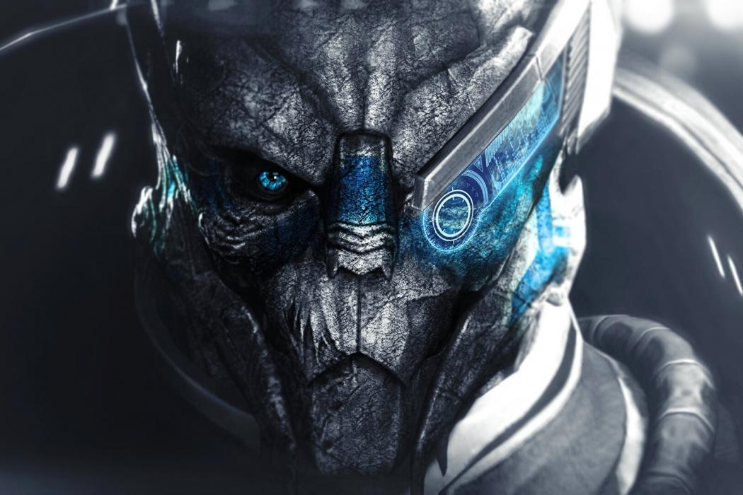 Garrus Vakarian Mass Effect wallpaper Best HD Wallpapers 1050x700