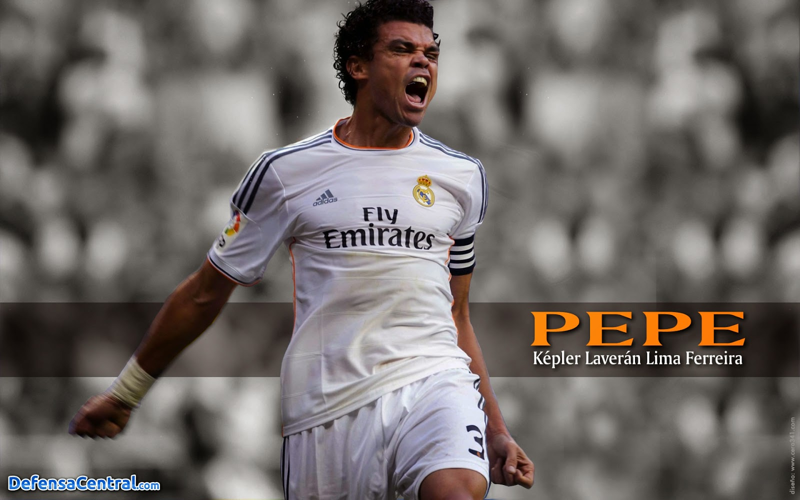 Pepe Real Madrid Wallpaper HD 2014 FULL HD High Definition 1600x1000