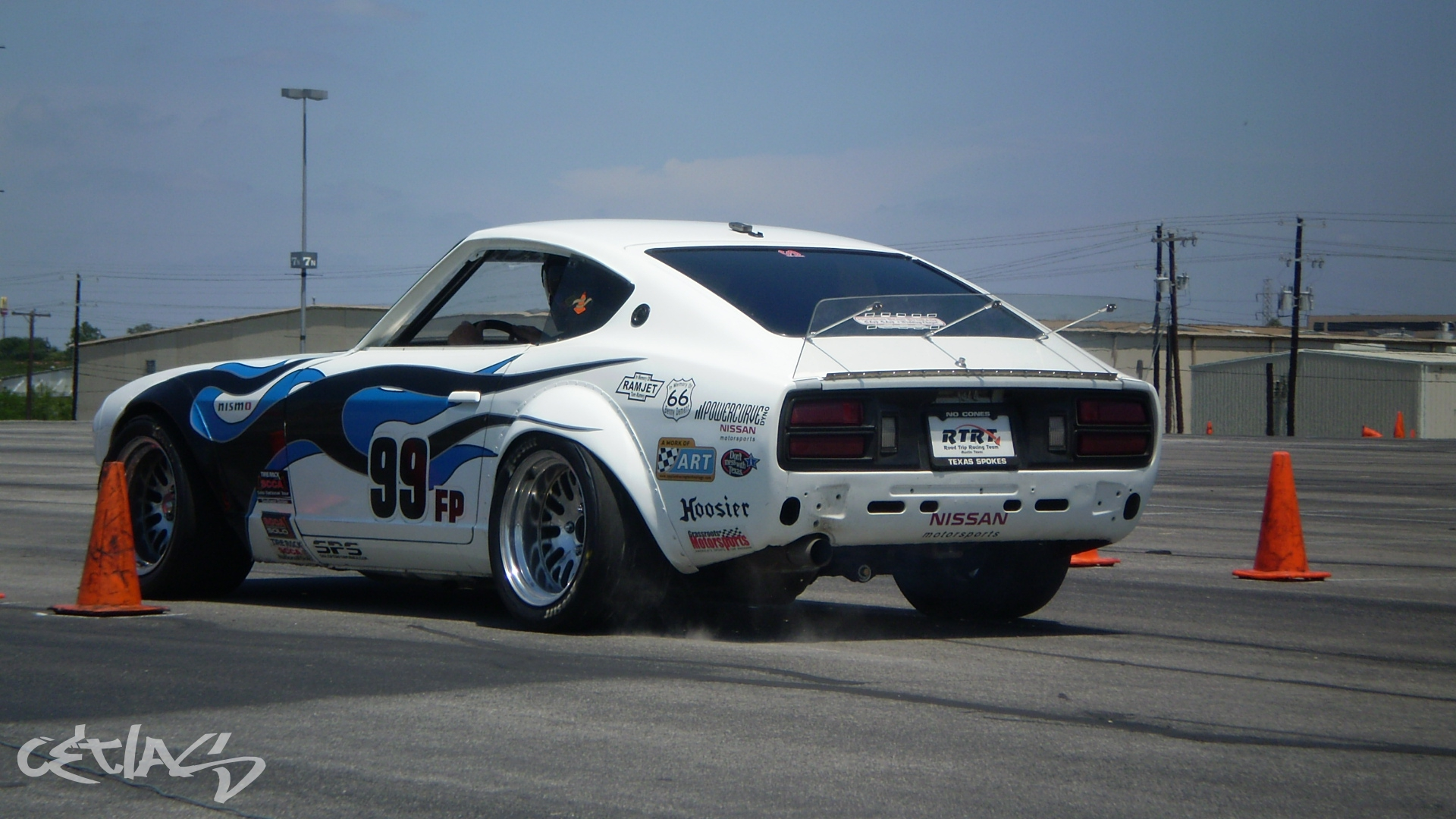 Datsun 240z Wallpaper - WallpaperSafari