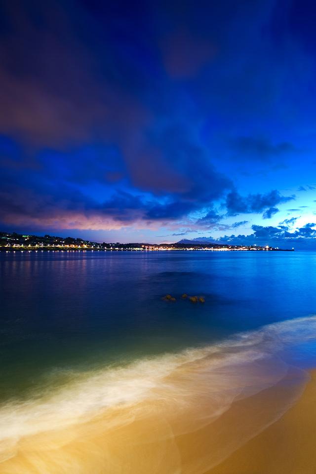 Beautiful Beach Iphone Wallpaper picture 640x960