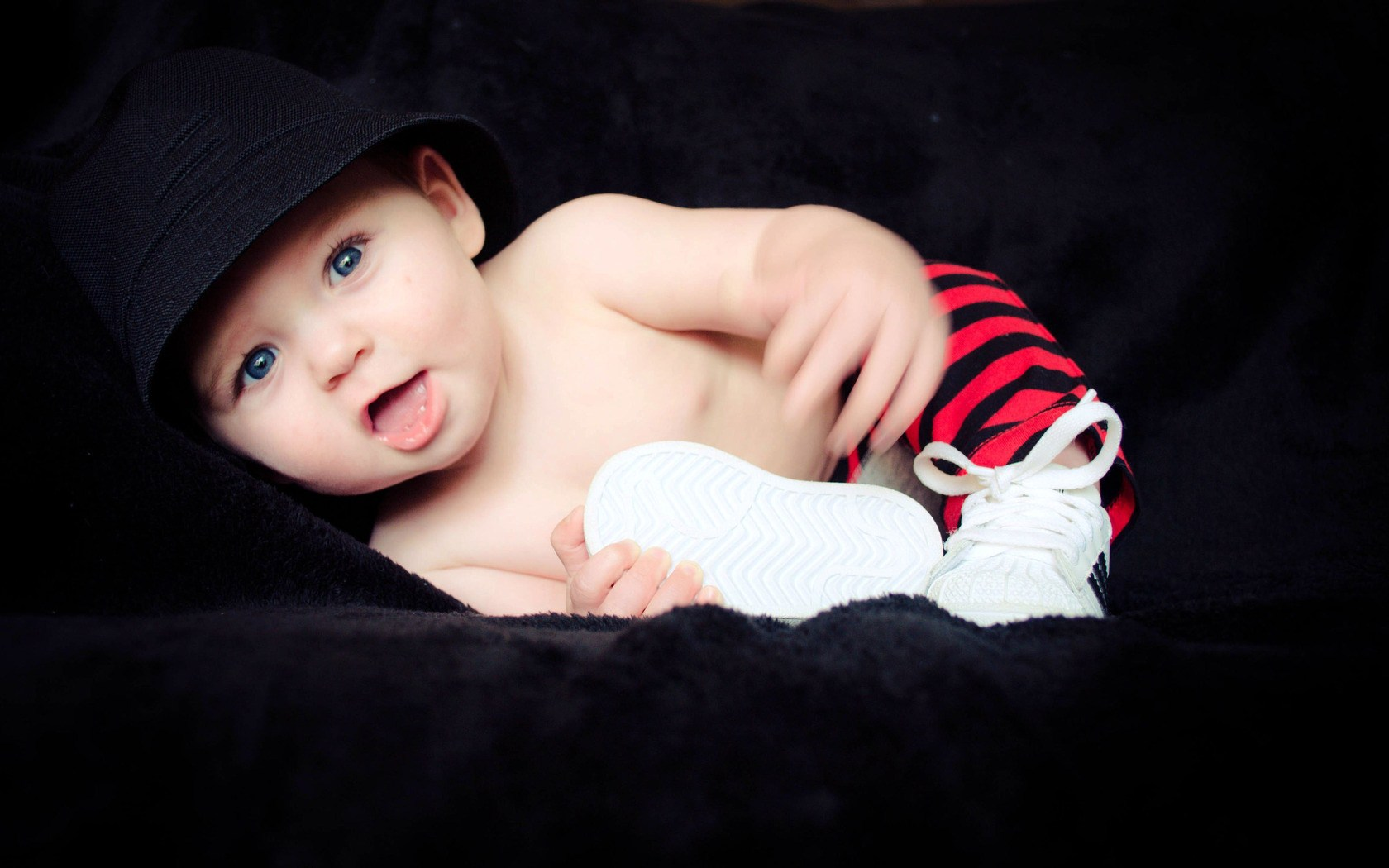Cute Baby Boys Wallpapers HD Pictures One HD Wallpaper 1680x1050