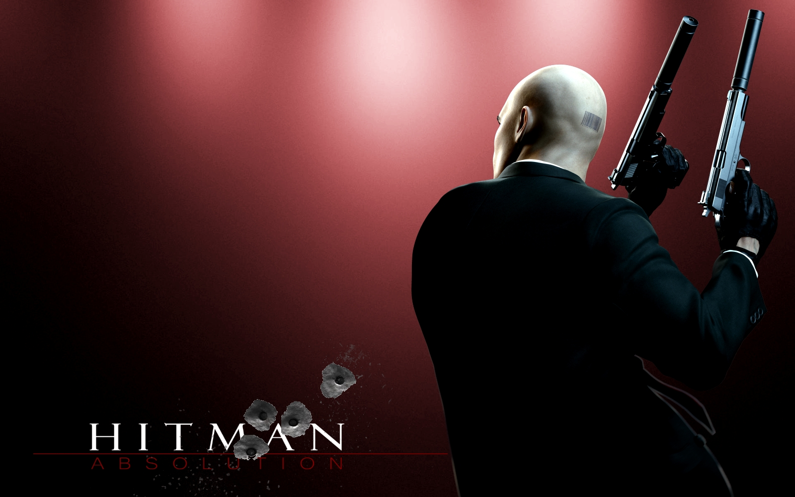 Free Download Rendered Bits Hitman Absolution Wallpaper 1600x1000