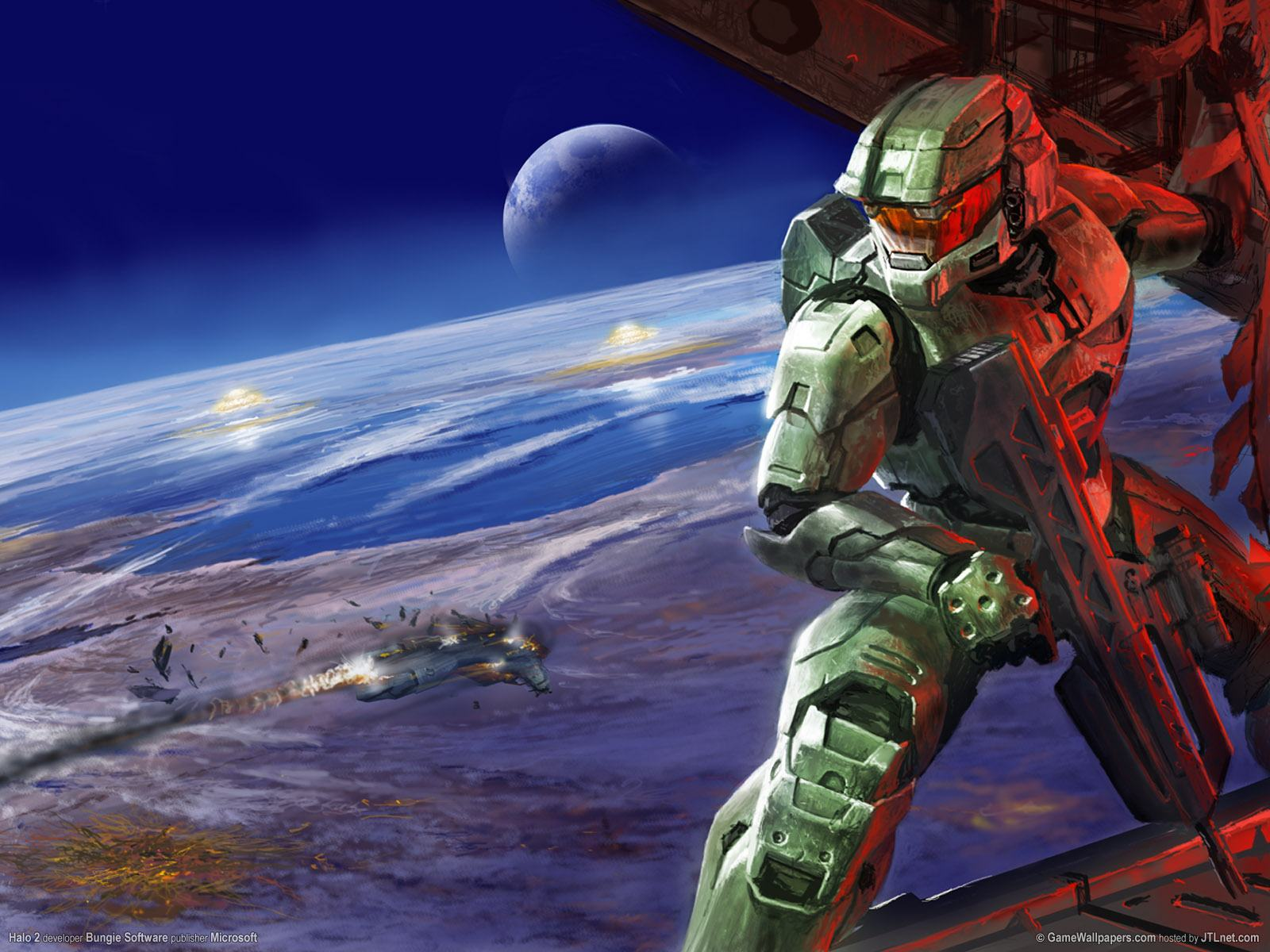 Download Wallpapers Backgrounds   HALO WALLPAPERS Game Desktop 1600x1200
