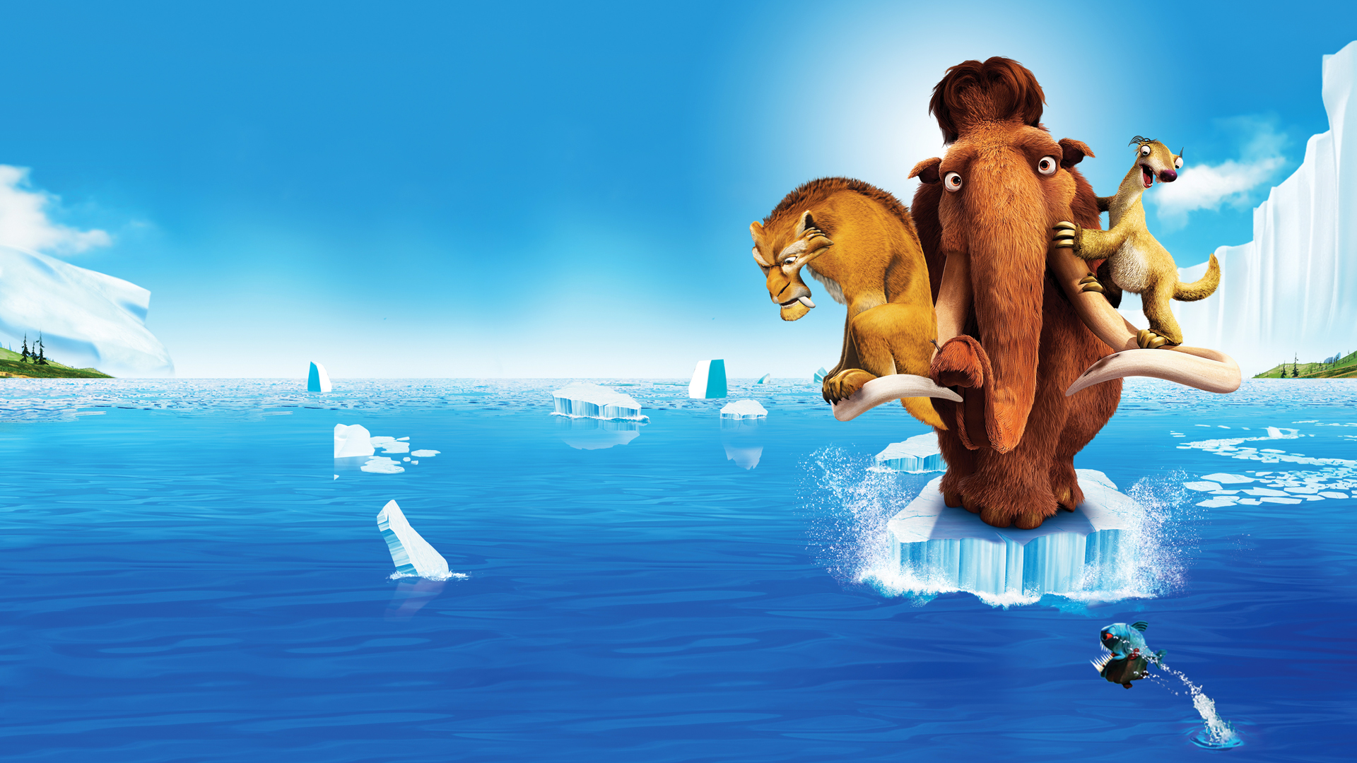 Ice Age Wallpaper - WallpaperSafari