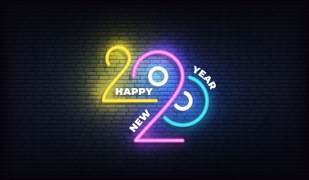 download Happy New Year 2020 Merry Christmas Images POETRY 1000x583