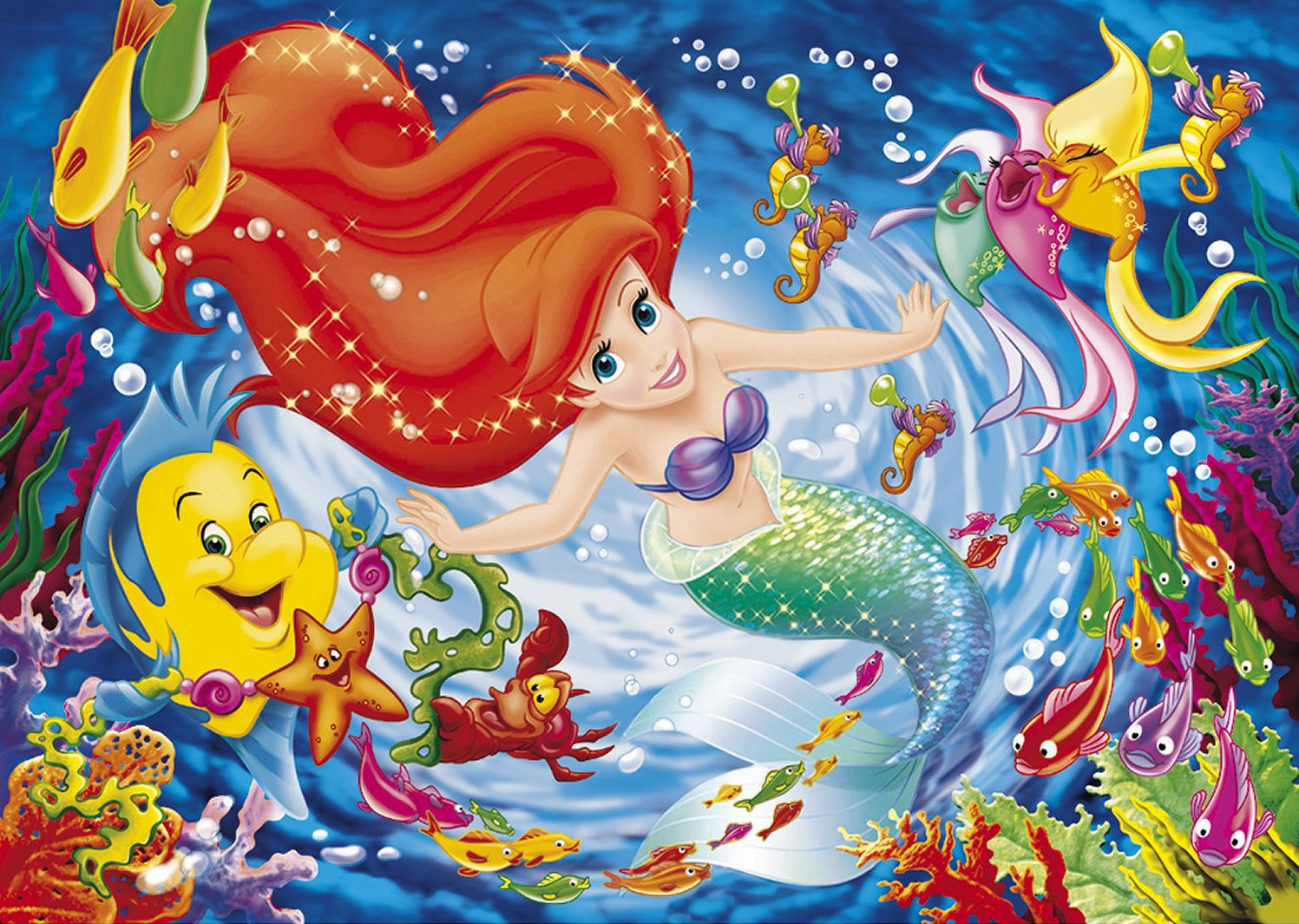 Free Download The Little Mermaid Images Ariel Hd Wallpaper And