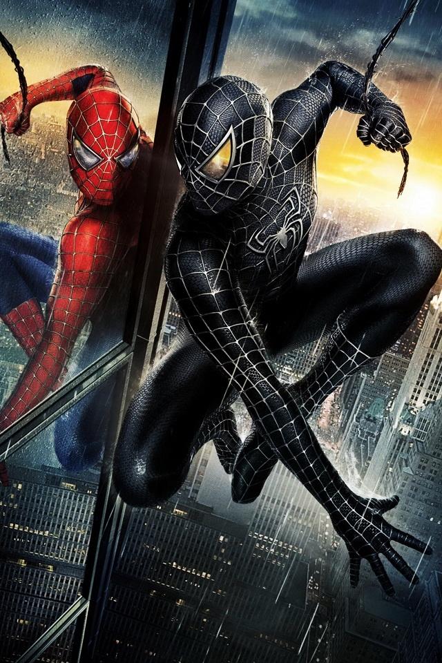 Spider Man 3 wallpaper iPhone Wallpapers 640x960