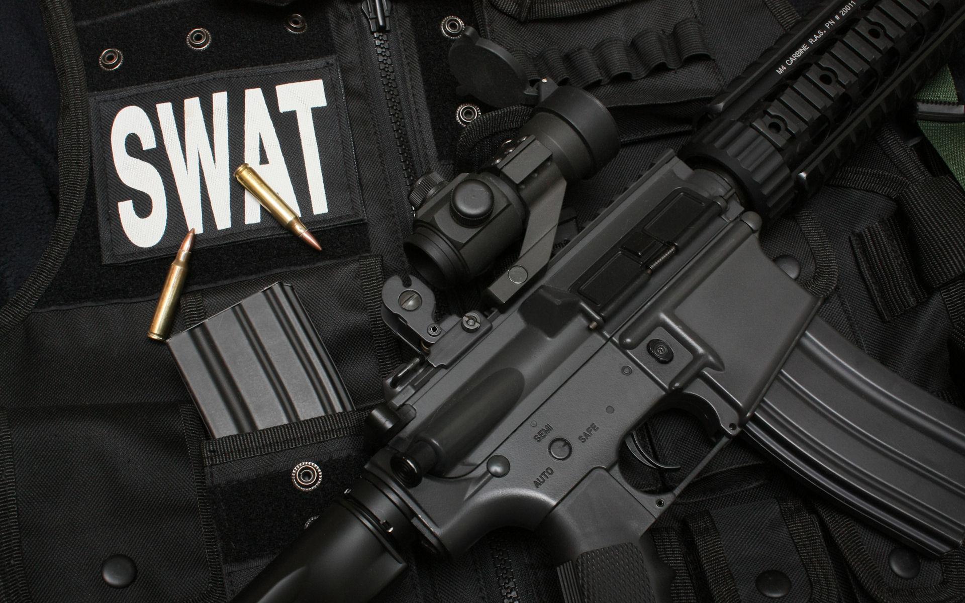 Free Download Armas Y Swat Hd 1920x1200 Imagenes Wallpapers
