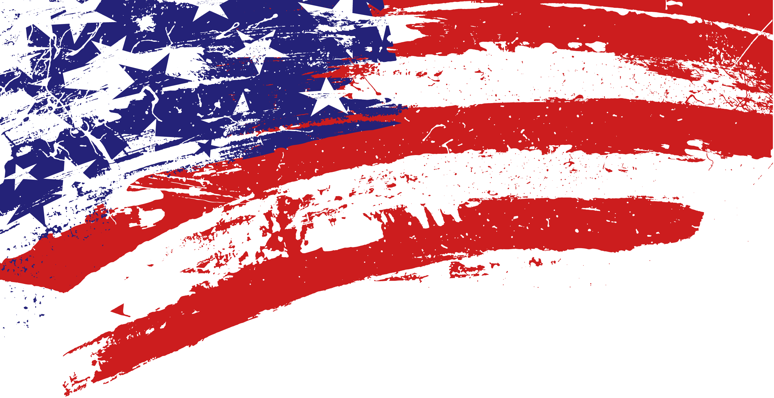 USA Flag Backgrounds 2484x1278