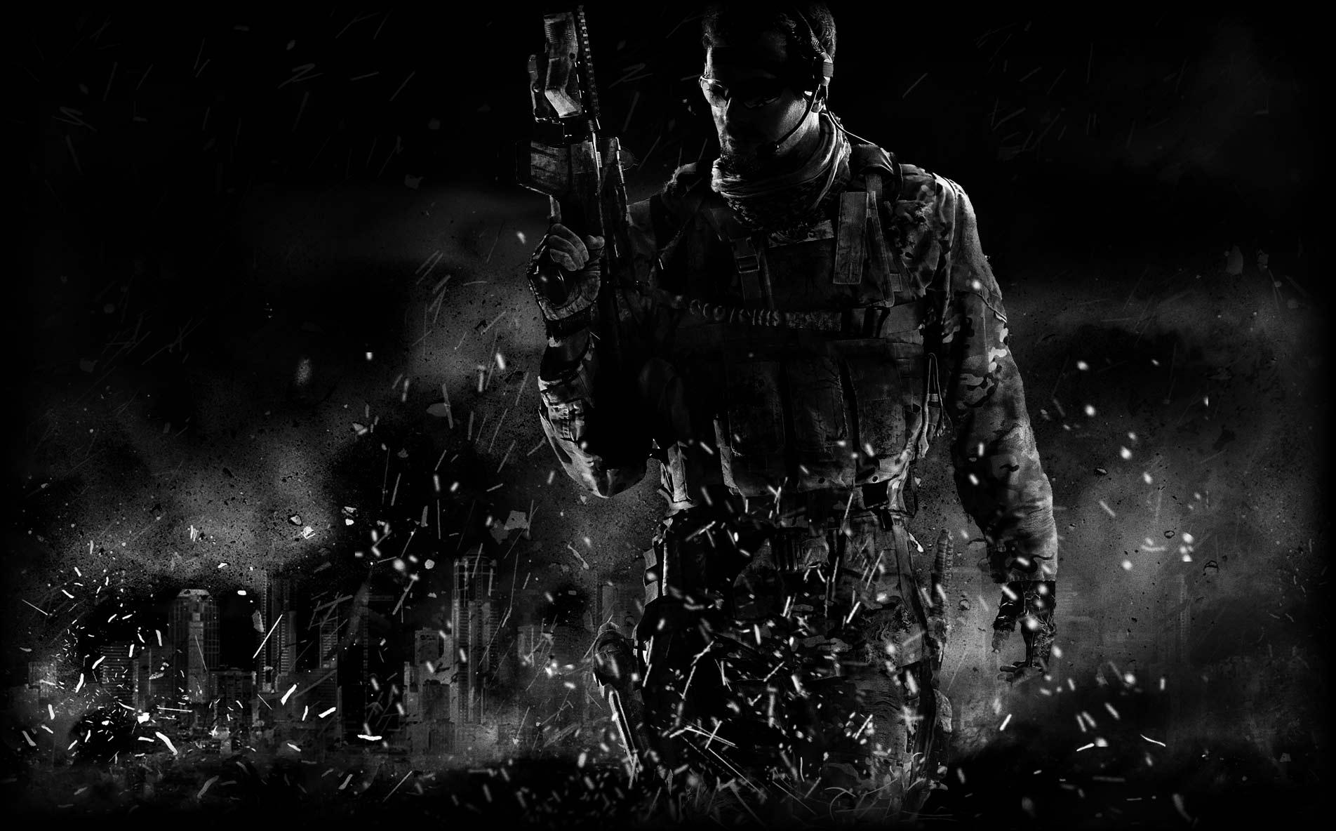 Call of Duty Modern Warfare  № 3671640  скачать