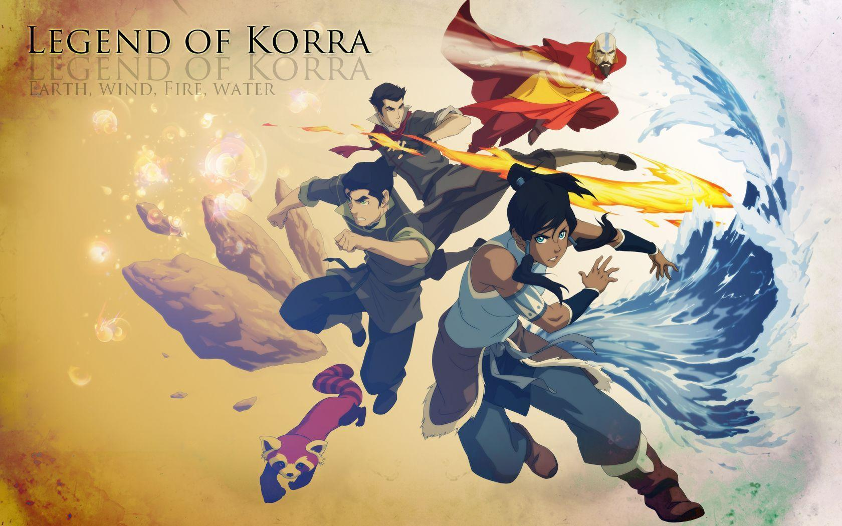 Avatar The Legend Of Korra Wallpapers and Background Images 1680x1050