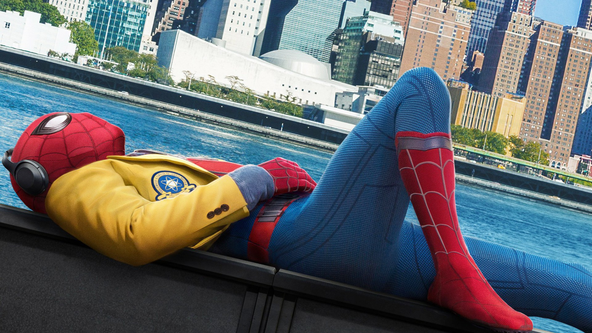 Spiderman Homecoming Review   DigitalCentralMedia 1920x1080