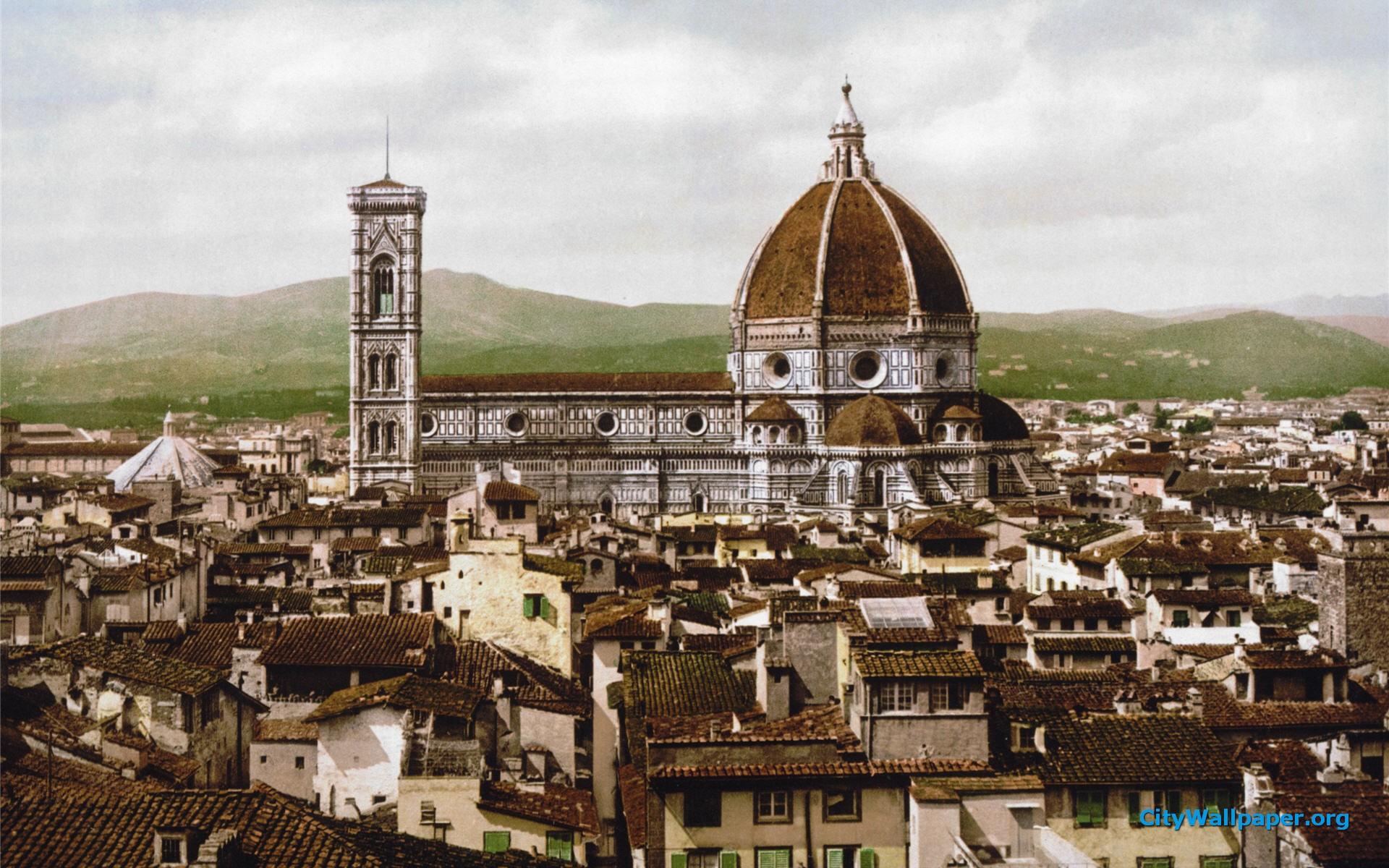 Florence Italy Desktop Wallpaper Wallpapersafari