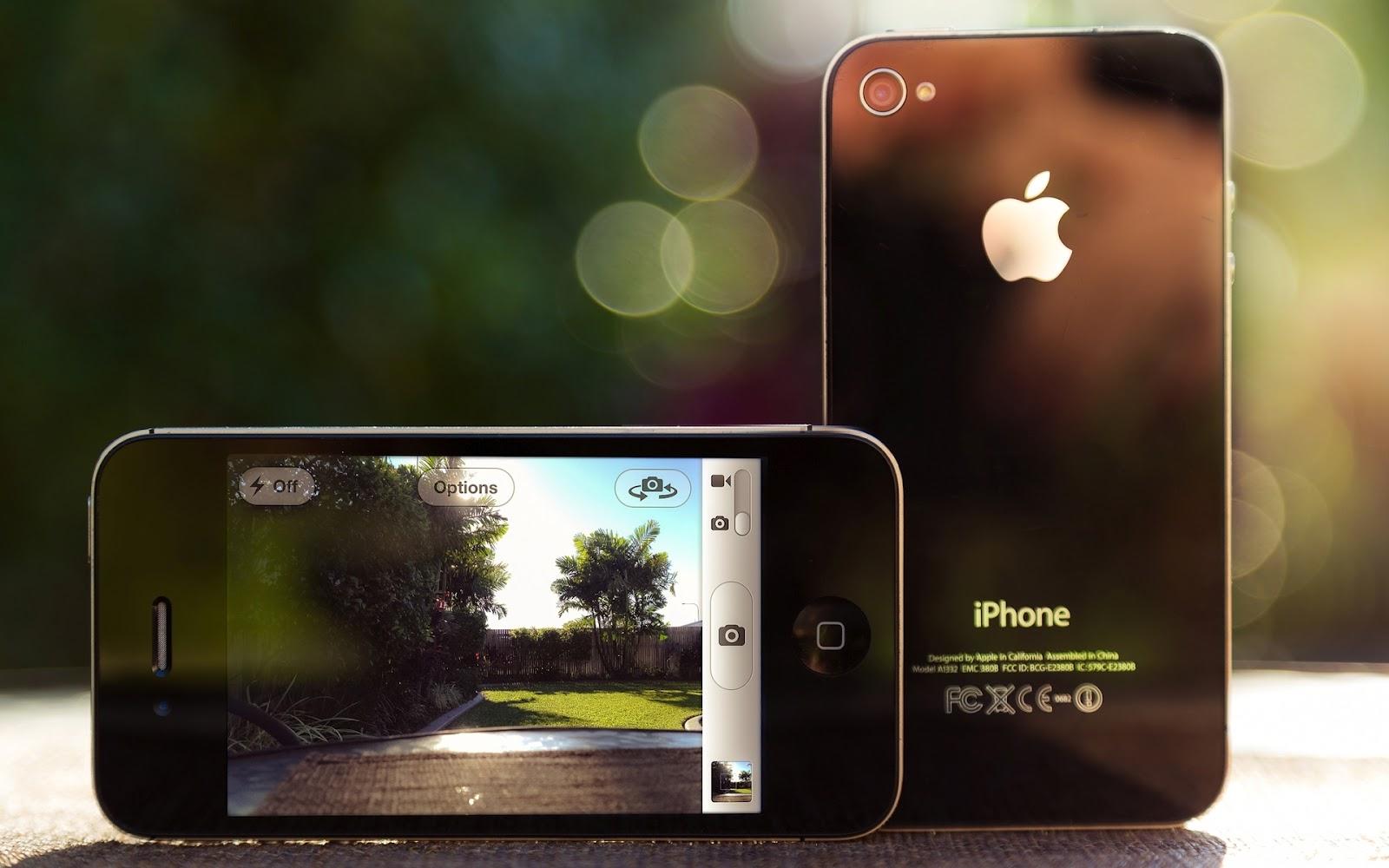 iPhone wallpaper met zwarte iPhone Achtergrond Wallpapers 1600x1000
