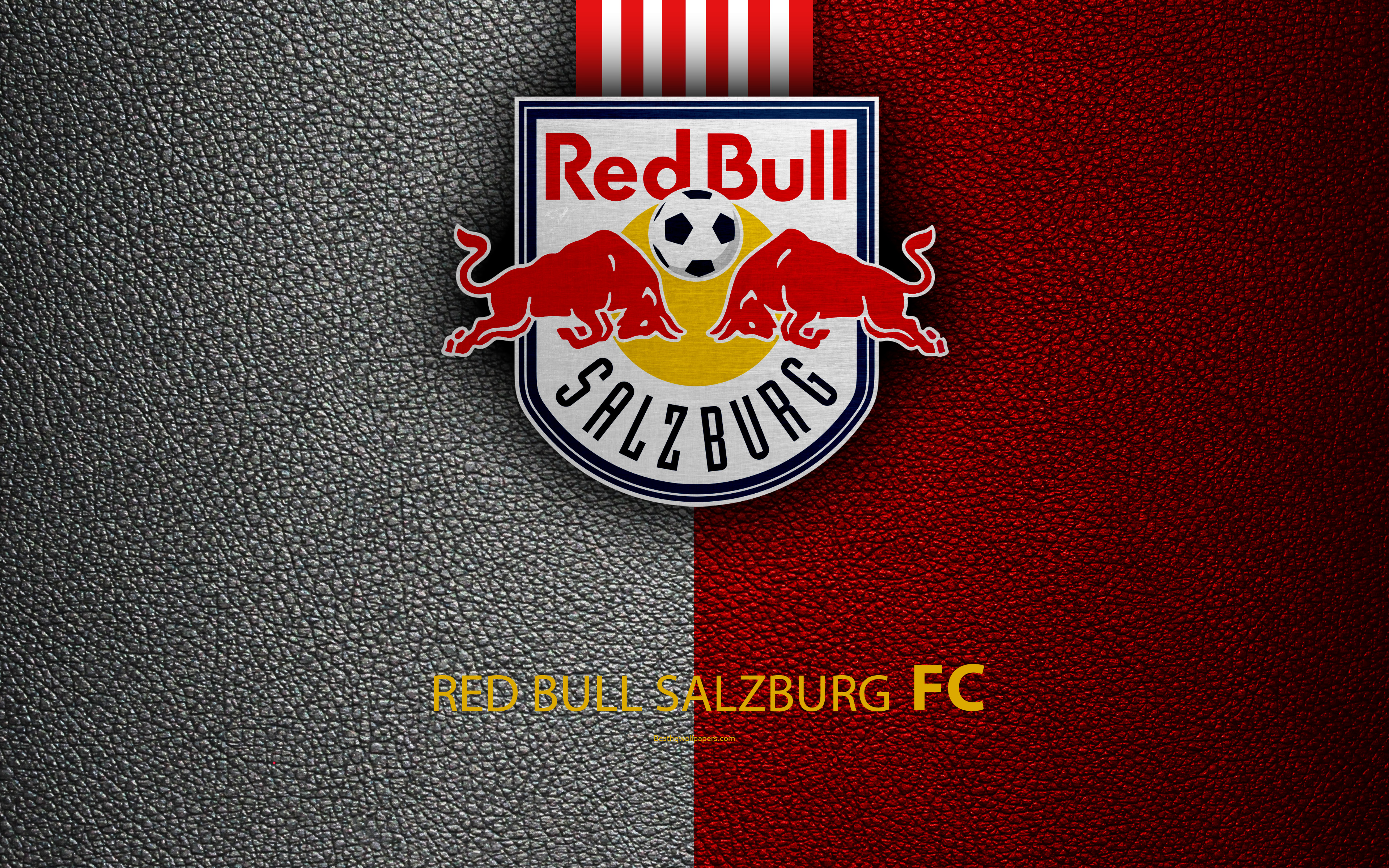 FC Red Bull Salzburg 4k Ultra HD Wallpaper Background Image 3840x2400