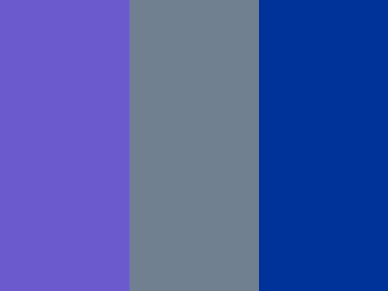 Blue Slate Gray and Smalt Dark Powder Blue Three Color Background 1280x960