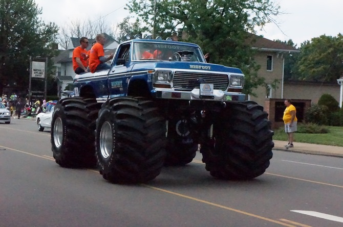 Wallpaper Bigfoot Bigfoot Bigfoot Monster Truck Bigfoot Truck 670x445