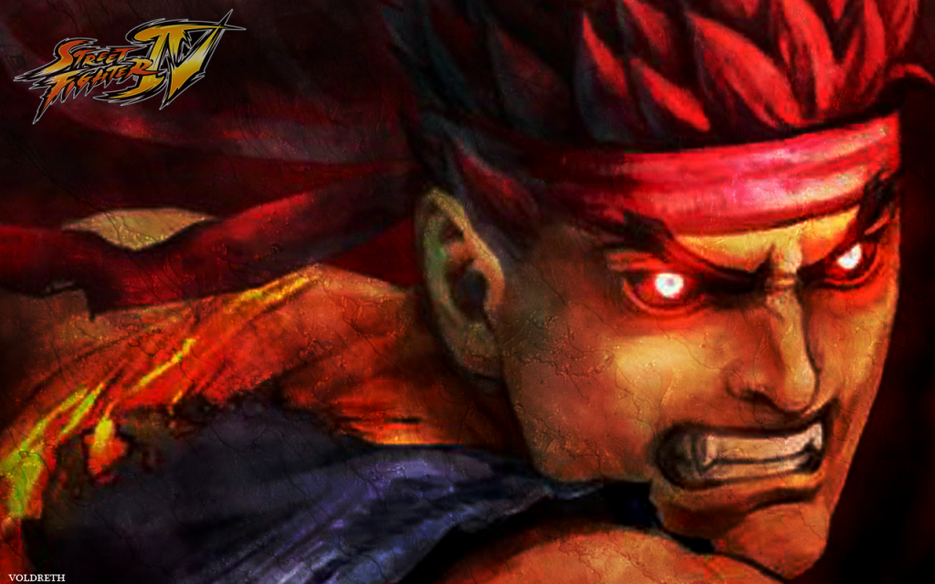73 Evil Ryu Wallpaper On Wallpapersafari