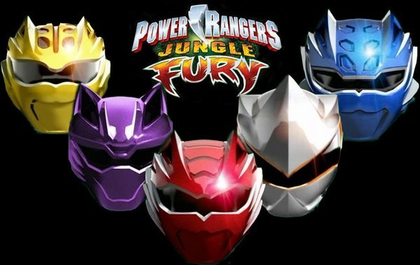 49+] Power Rangers Jungle Fury Wallpaper on WallpaperSafari