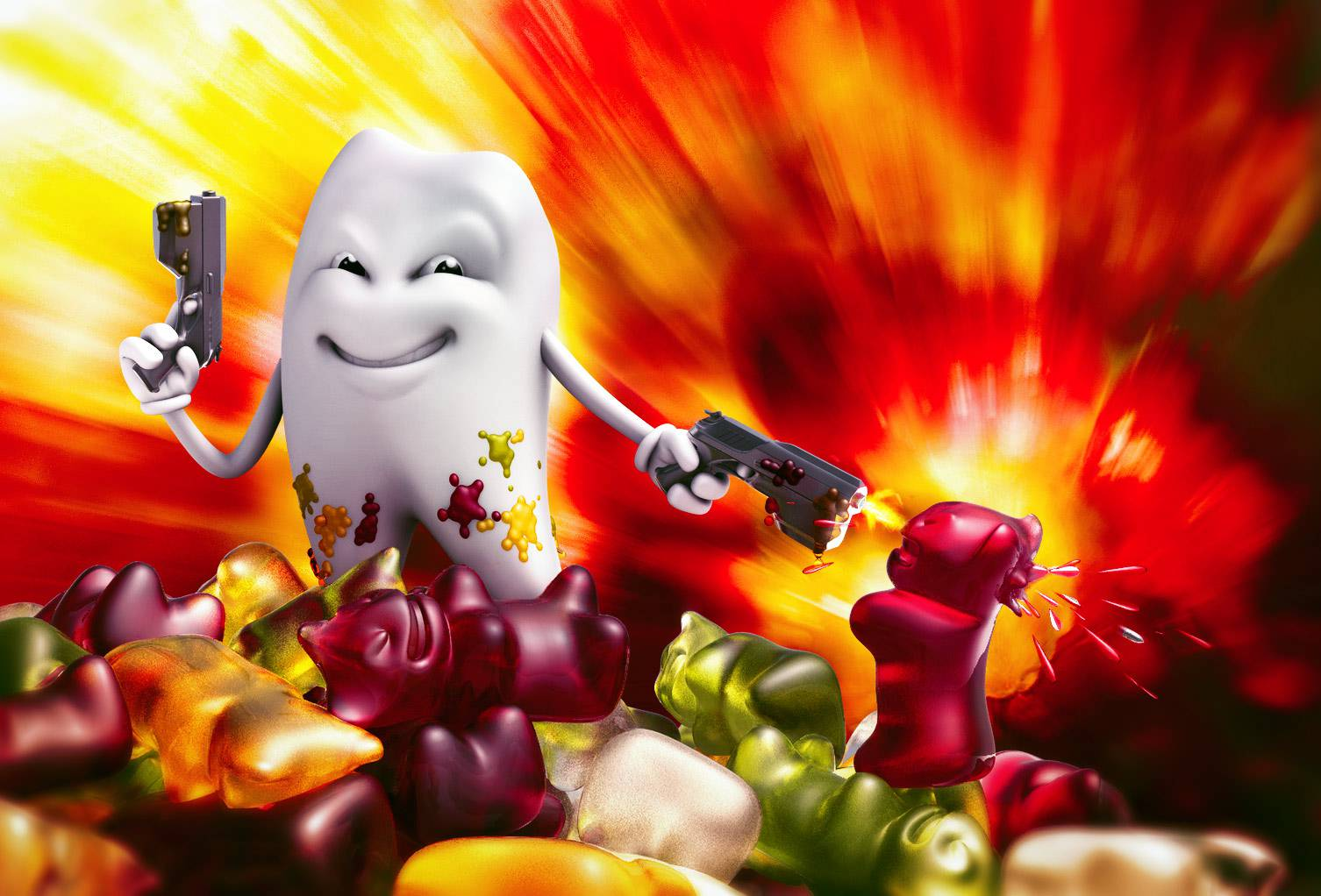 Tooth gummies wallpaper HQ WALLPAPER   21733 1506x1022