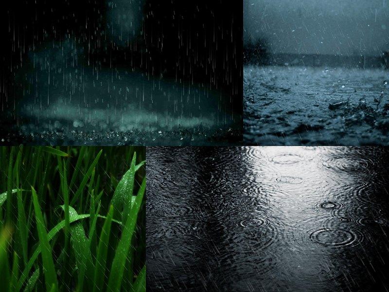 animated rain wallpapers 1366x768 - photo #12