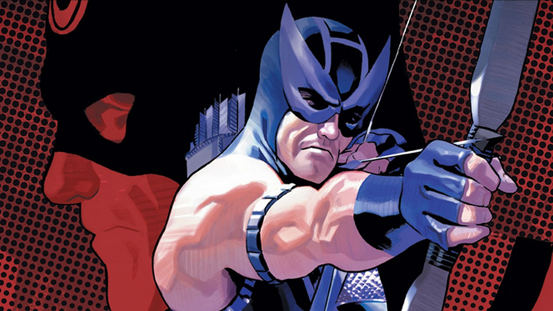 Bullseye Marvel Comics Hawkeye Bullseye Marvel Comicshawkeye Full 1920x1080