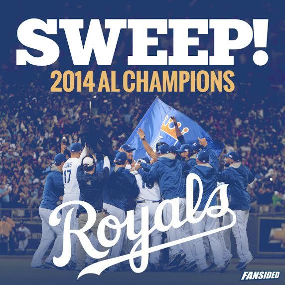 Kansas City Royals Sweep Orioles Advance To World Series 572x572
