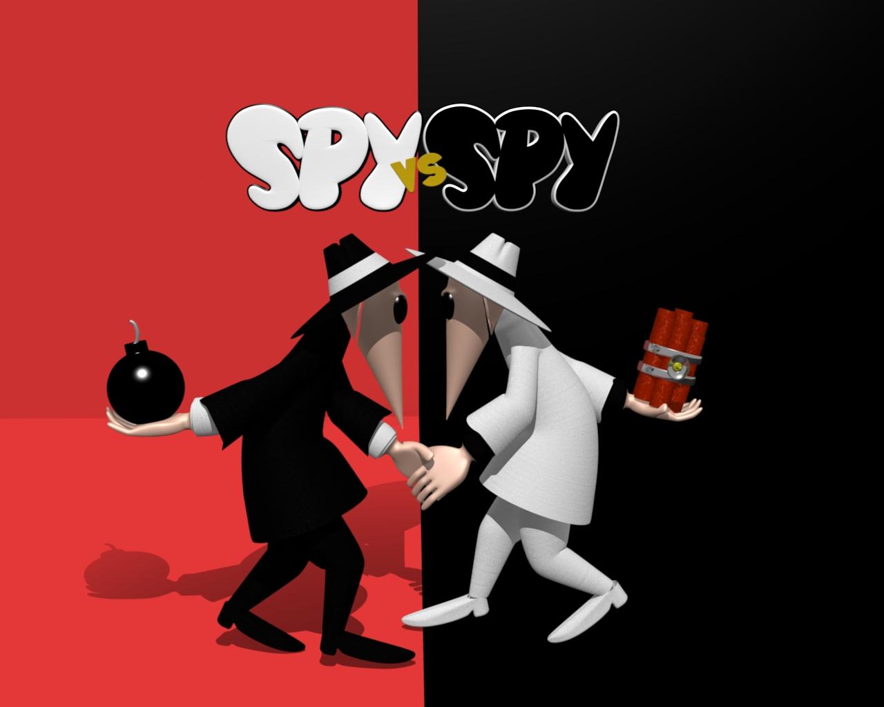 Spy vs Spy Cover Rip by rohancorwyn 1280x1024