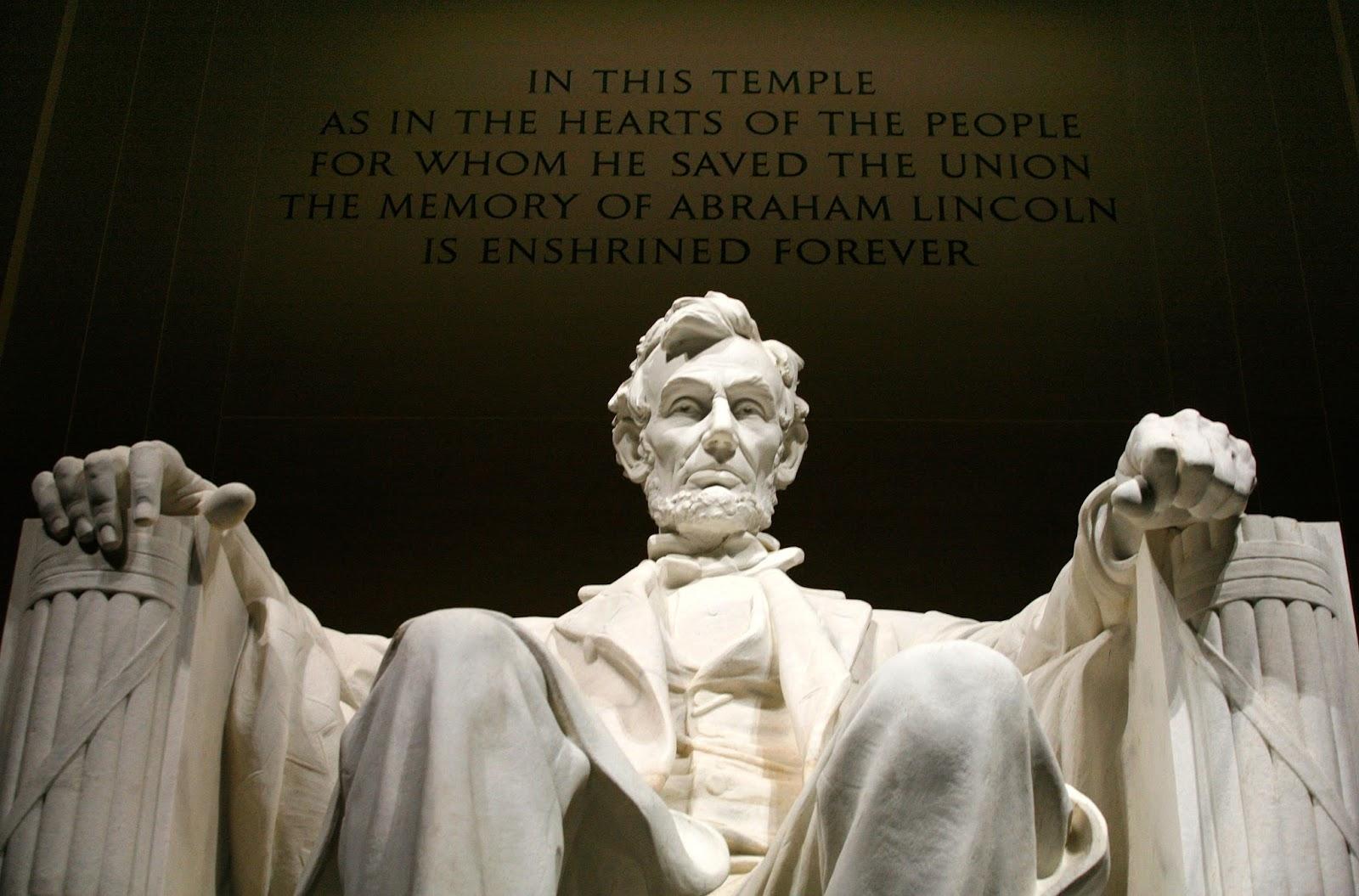 Lincoln Memorial Wallpaper 1600x1055