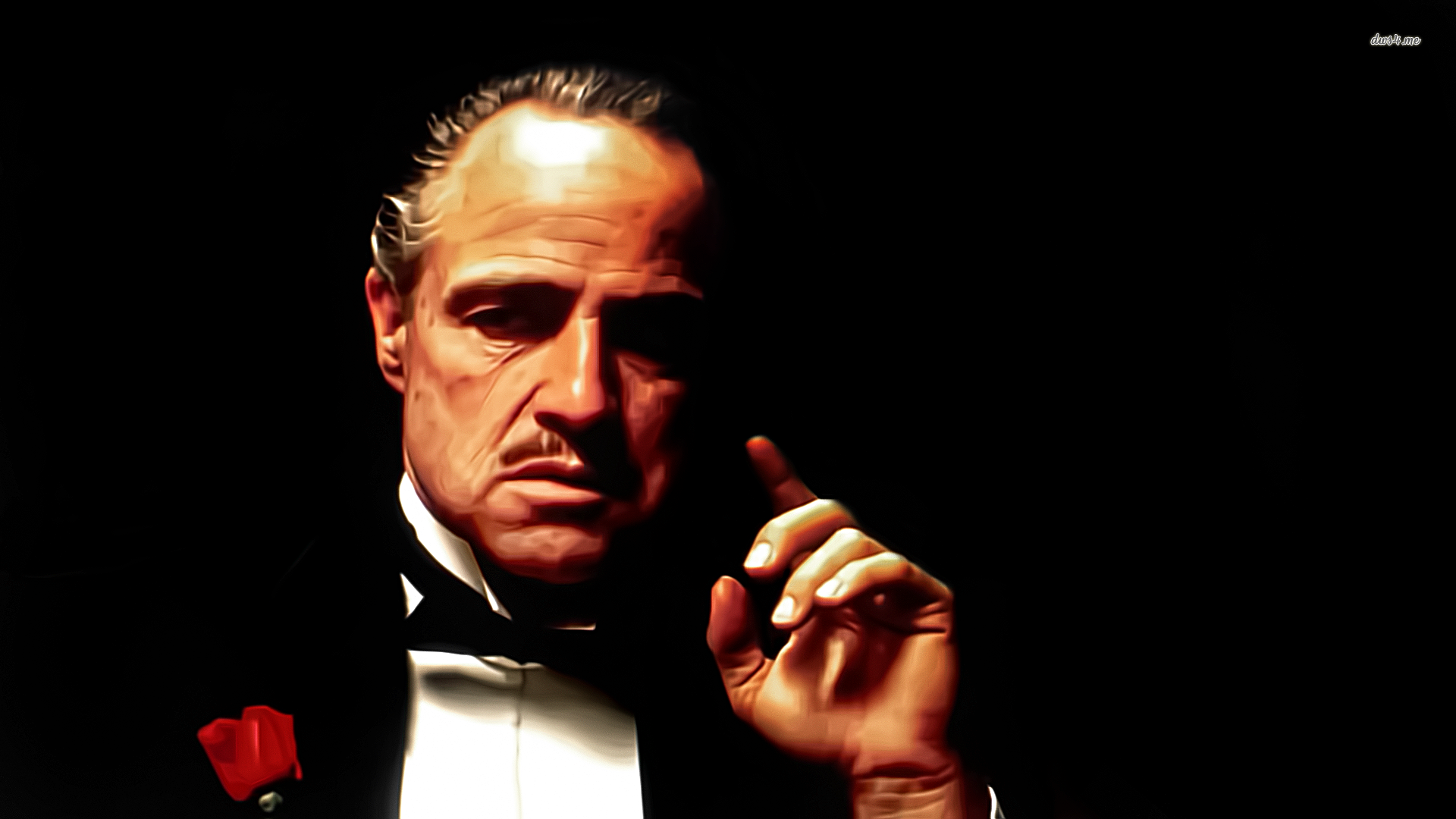 Vito Corleone Wallpapers 1920x1080