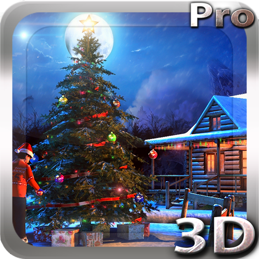 Christmas 3D Live Wallpaper   Android Forums at AndroidCentralcom 512x512
