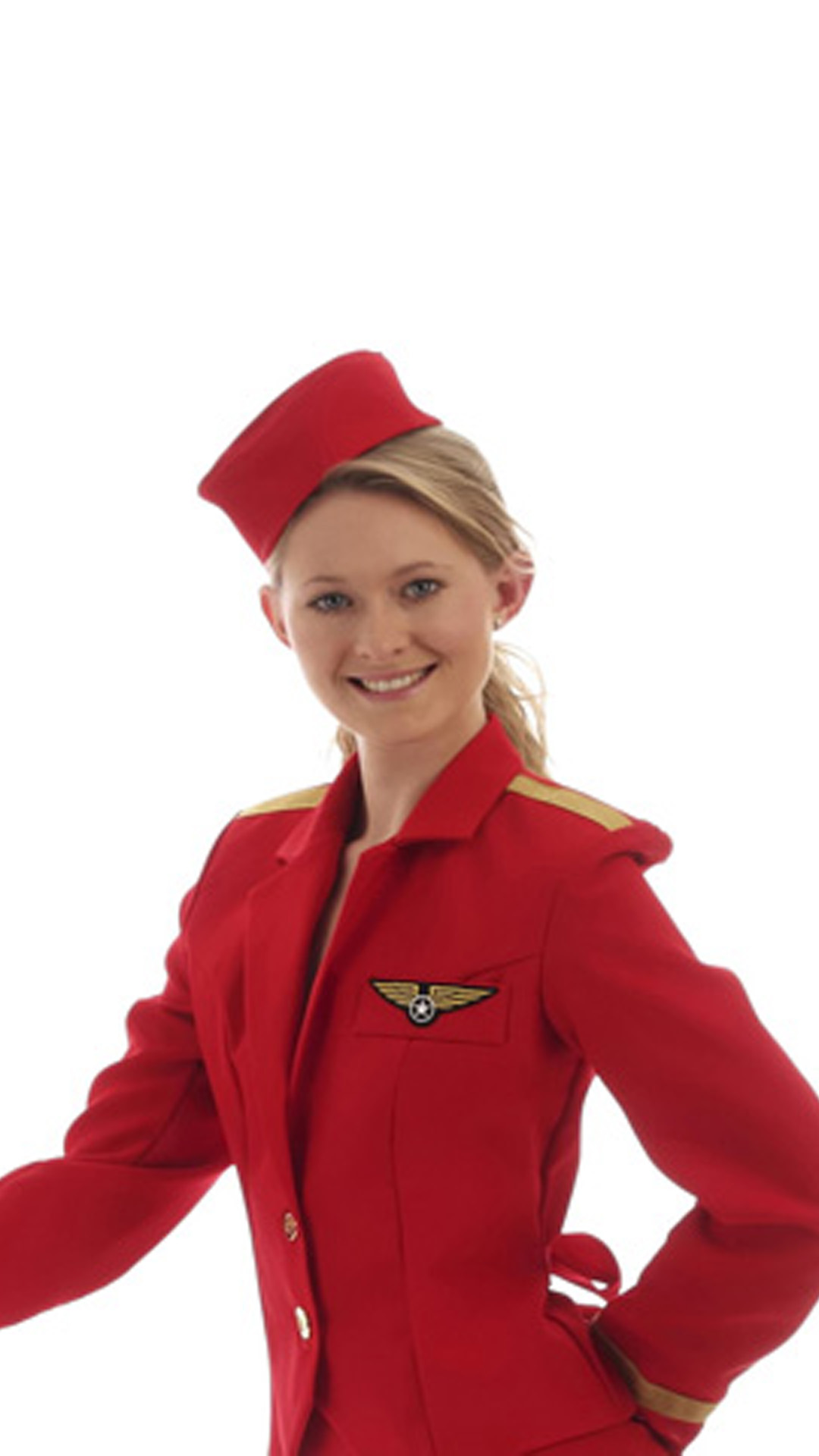 Shanghai Airlines flight attendants Aviation Galaxy S5 Wallpapers 1080x1920