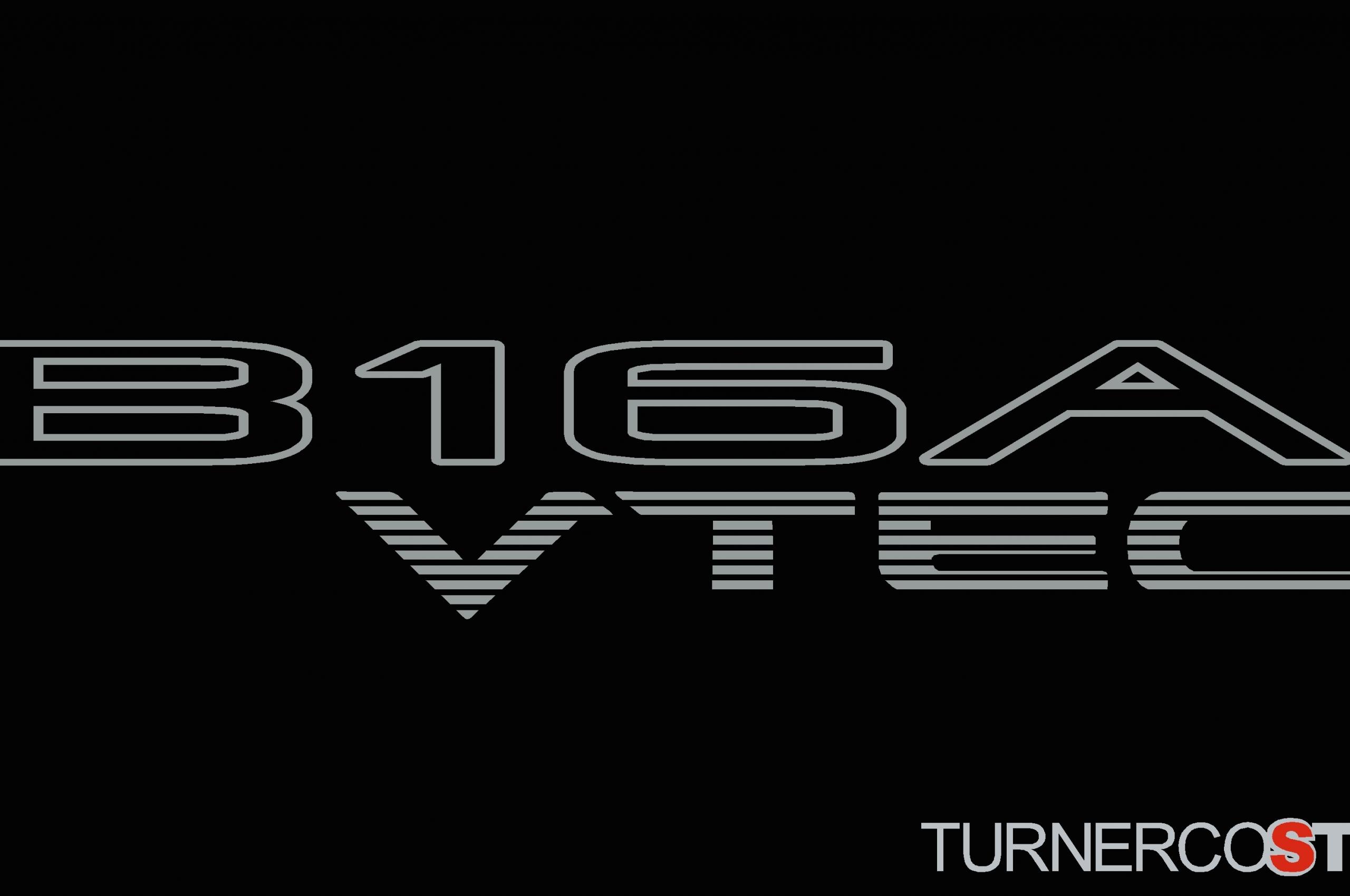download 2x B16A VTEC honda stickers Decals For DOHC Honda 2560x1700