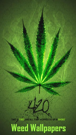 View bigger   Best Weed Wallpapers for Android screenshot 288x512