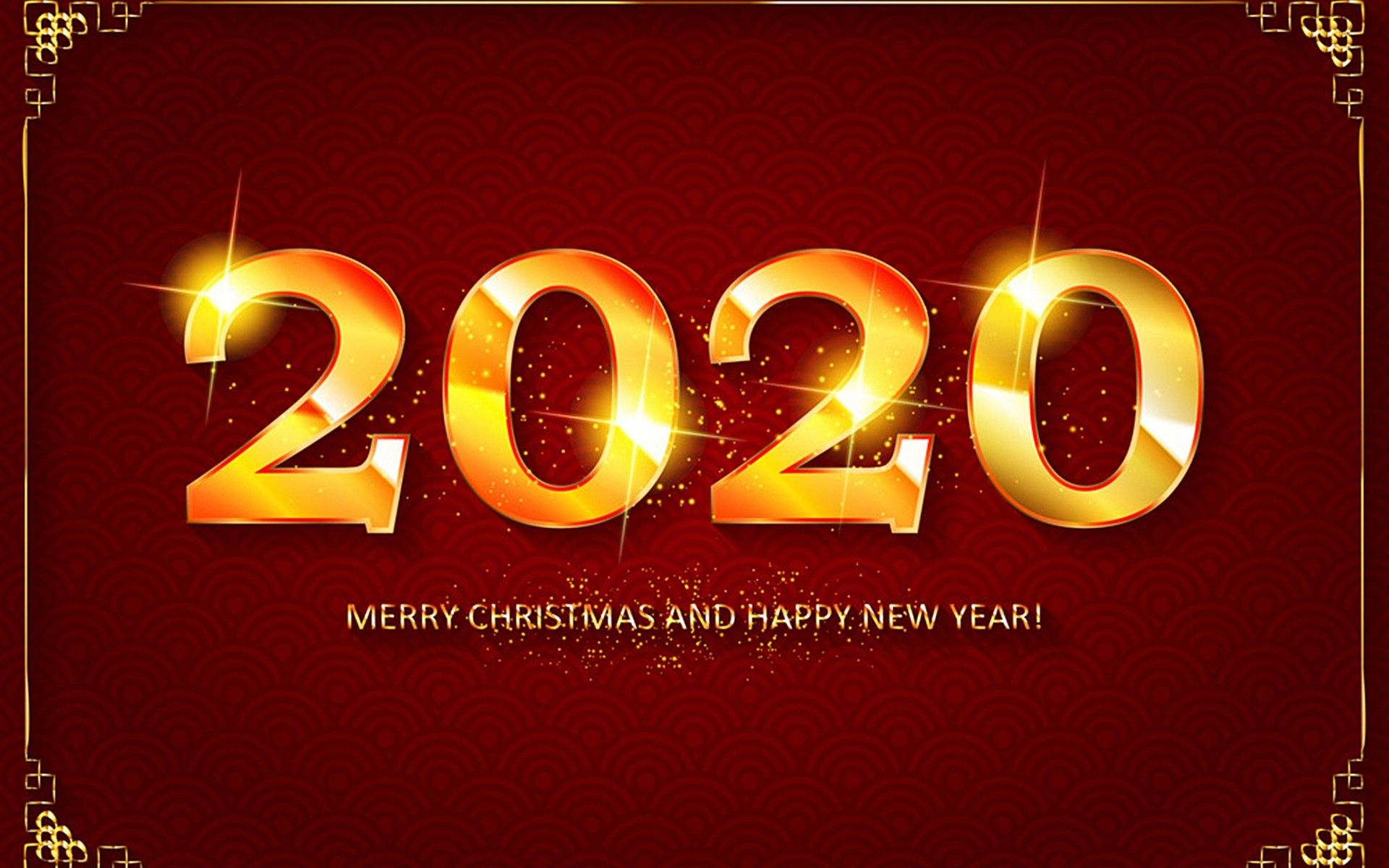 Happy New Year 2020 Wallpapers   Top Happy New Year 2020 1920x1200