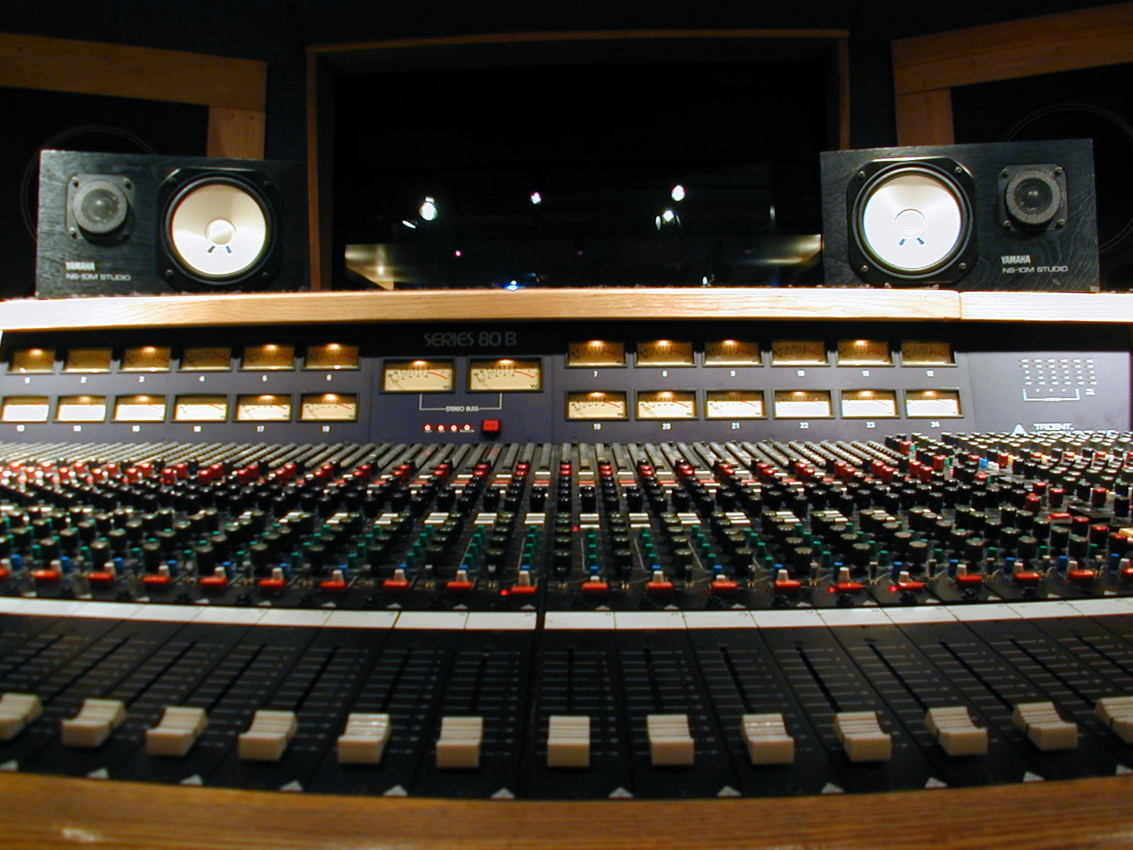 Back Gallery For recording studio wallpaper 1600x1200