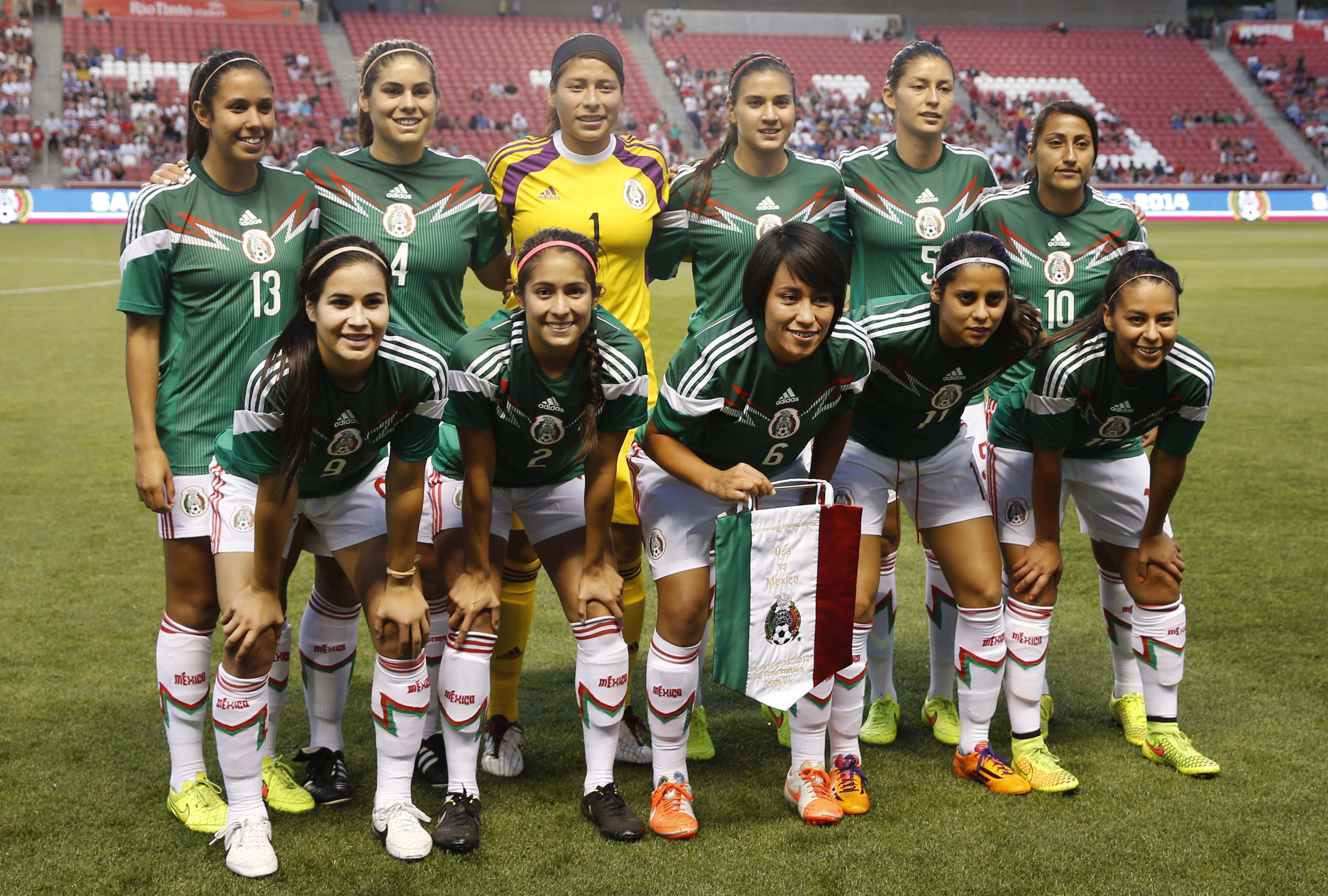 Mexico players will not participate in the NWSL until at least late 3571x2410