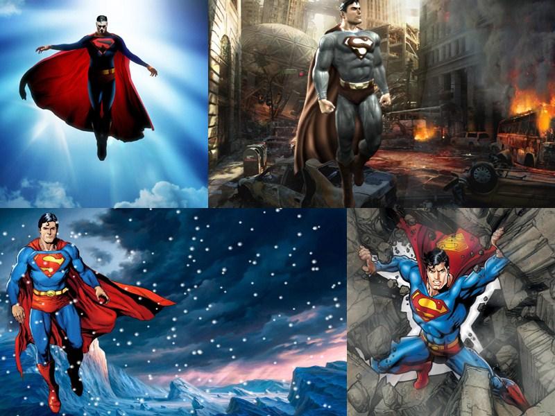Superman Screensaver Animated Wallpaperh33tScreensavers 800x600