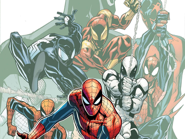 47+ Amazing Spiderman Comic Wallpaper on WallpaperSafari