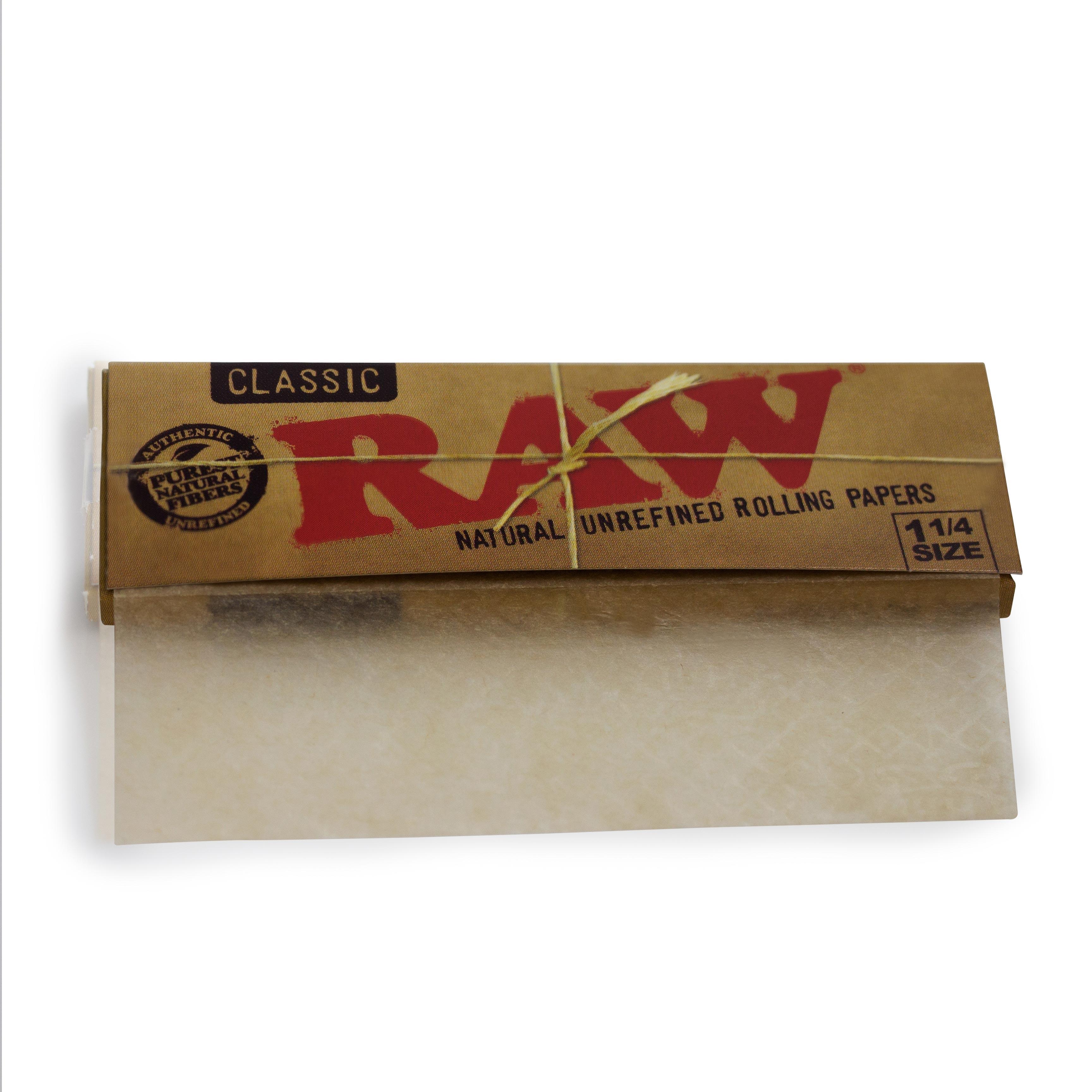 Raw Papers Logo Raw organic hemp connoisseur 3456x3456