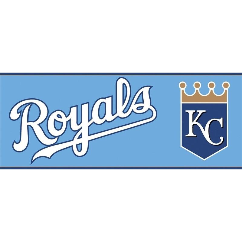 Wallpaper Border MLB Kansas City Royals Border 800x800