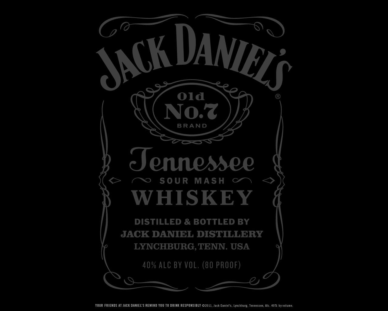 Whiskey Jack Wallpaper 1280x1024 Whiskey Jack Daniels 1280x1024