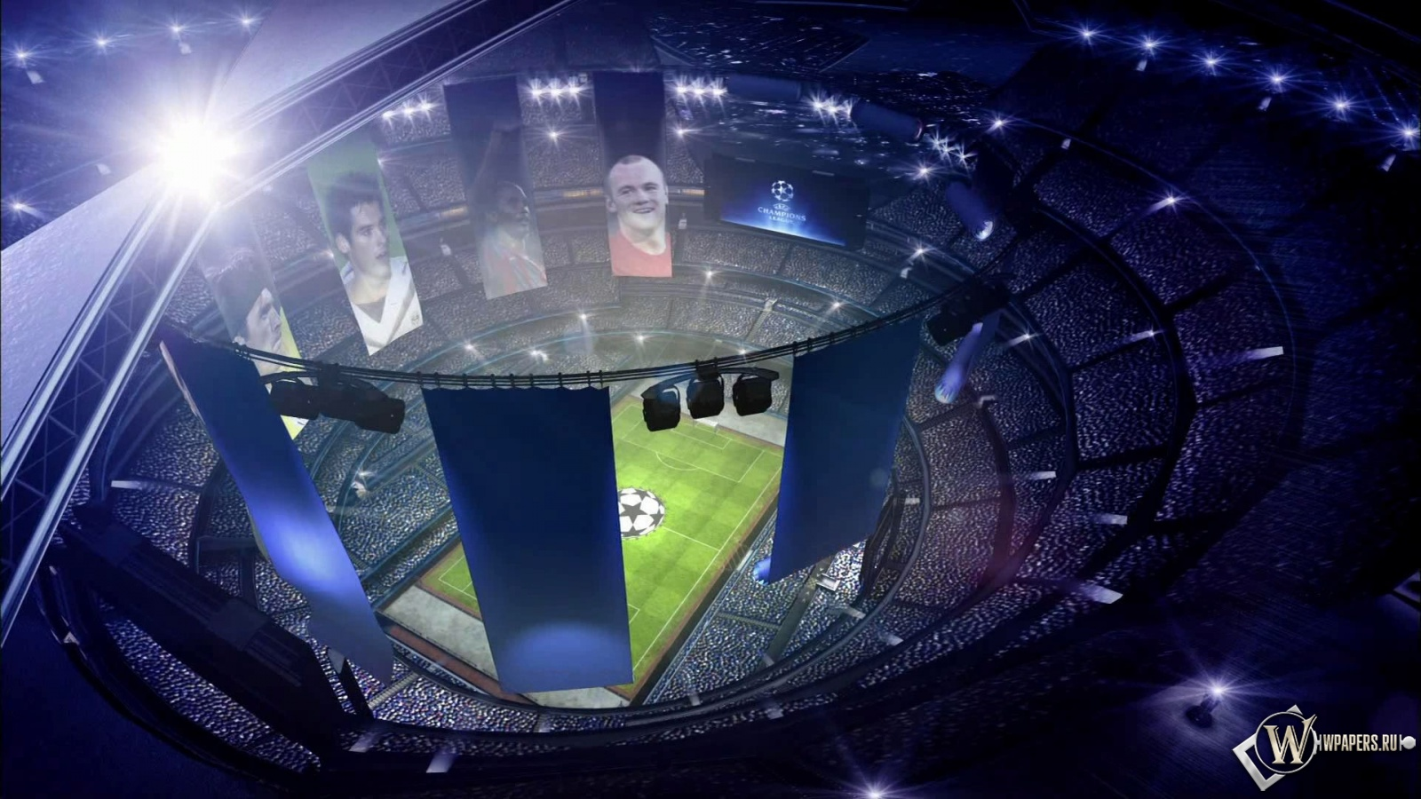 UEFA Champions League Wallpapers   HD Wallpapers 1600x900