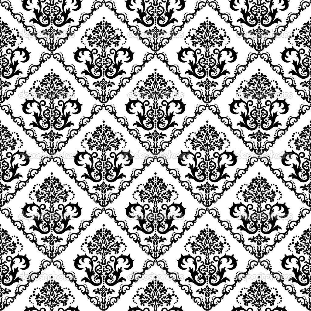 Vintage Wallpapers From Black White to Floral Retro Designs 1024x1024