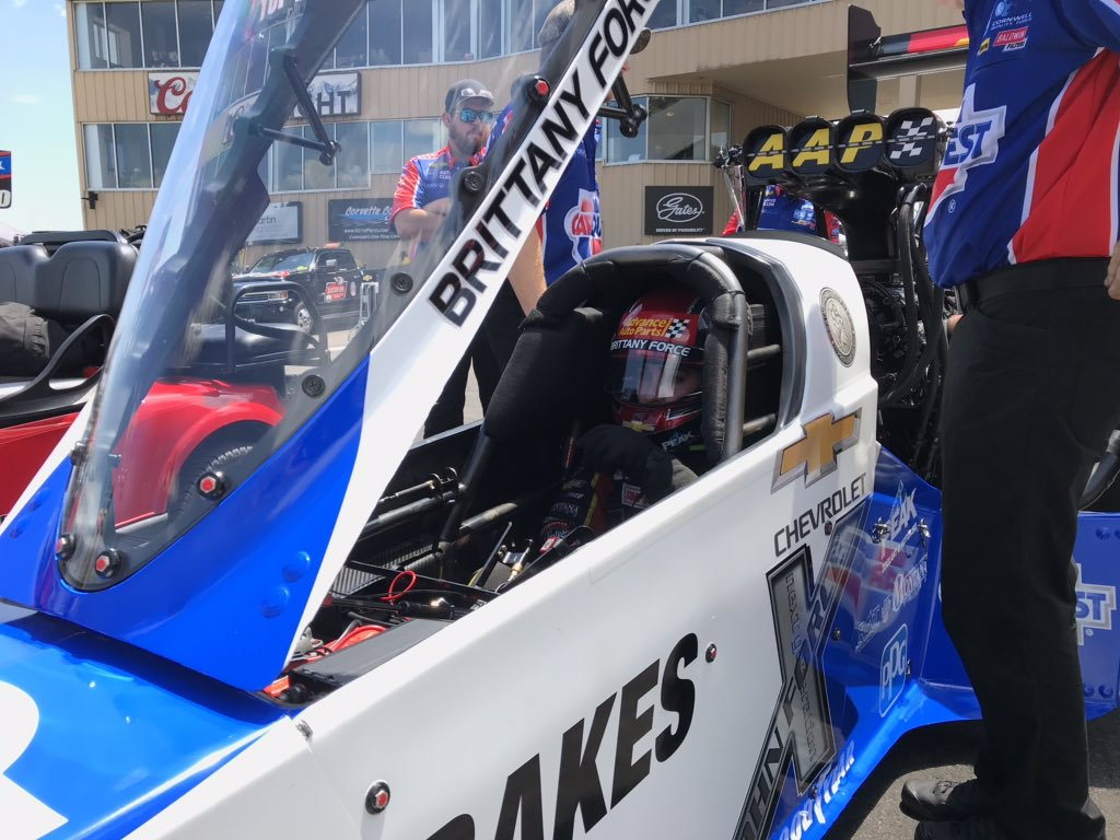 John Force Racing on Twitter BrittanyForce and the Carquest 1024x768