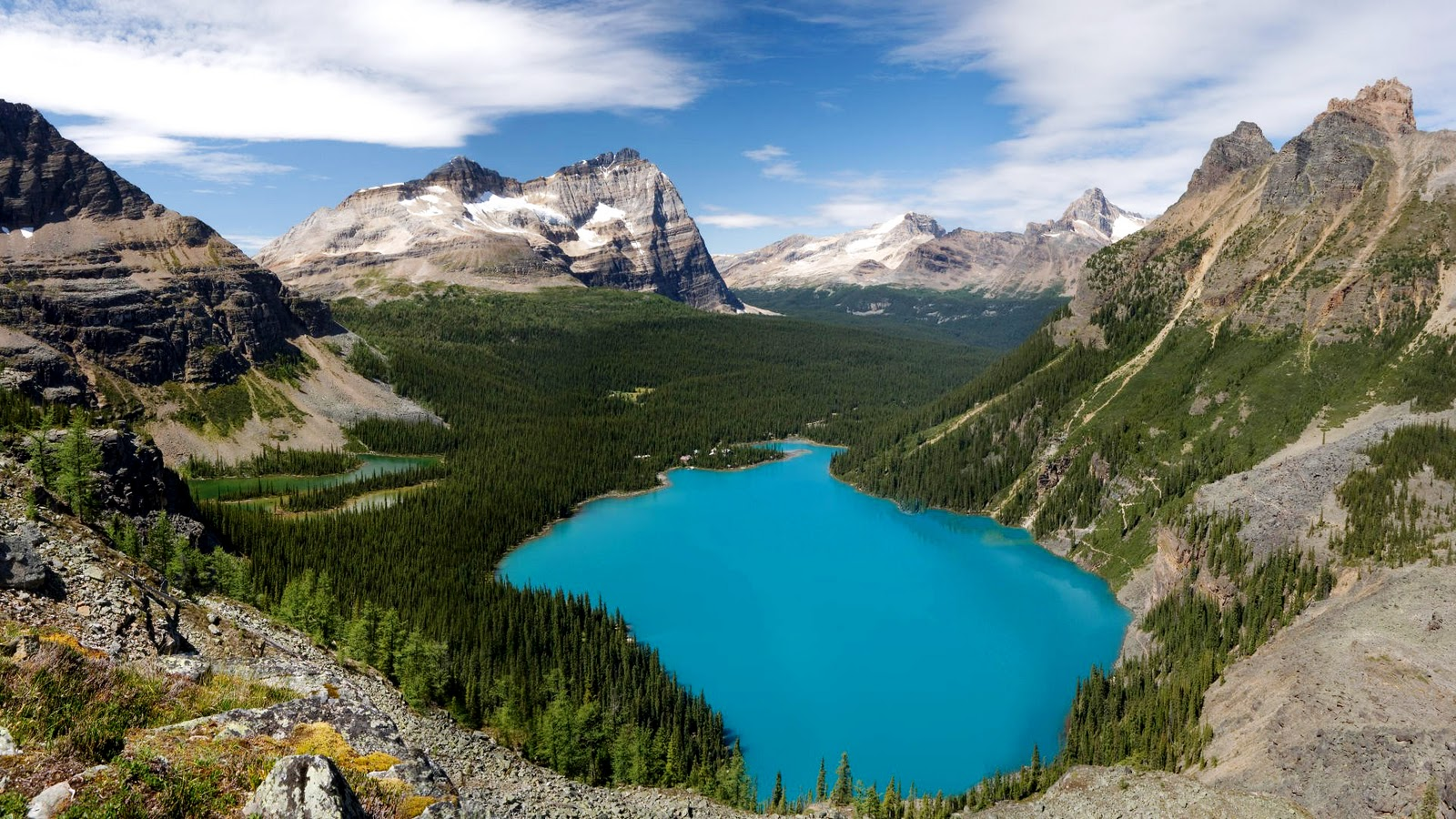 Canada National Park Awesome Landscapes HD Wallpapers HD Wallpapers 1600x900