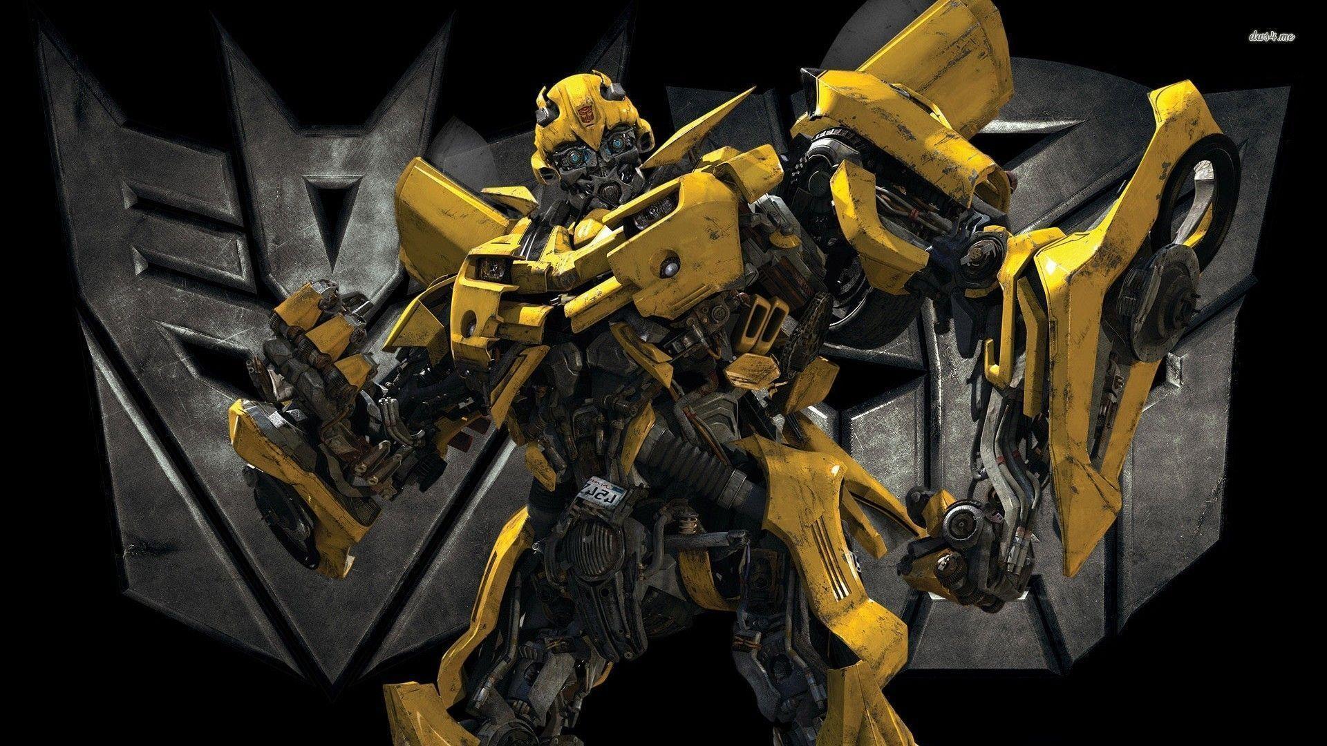 Transformers Bumblebee Wallpapers 1920x1080